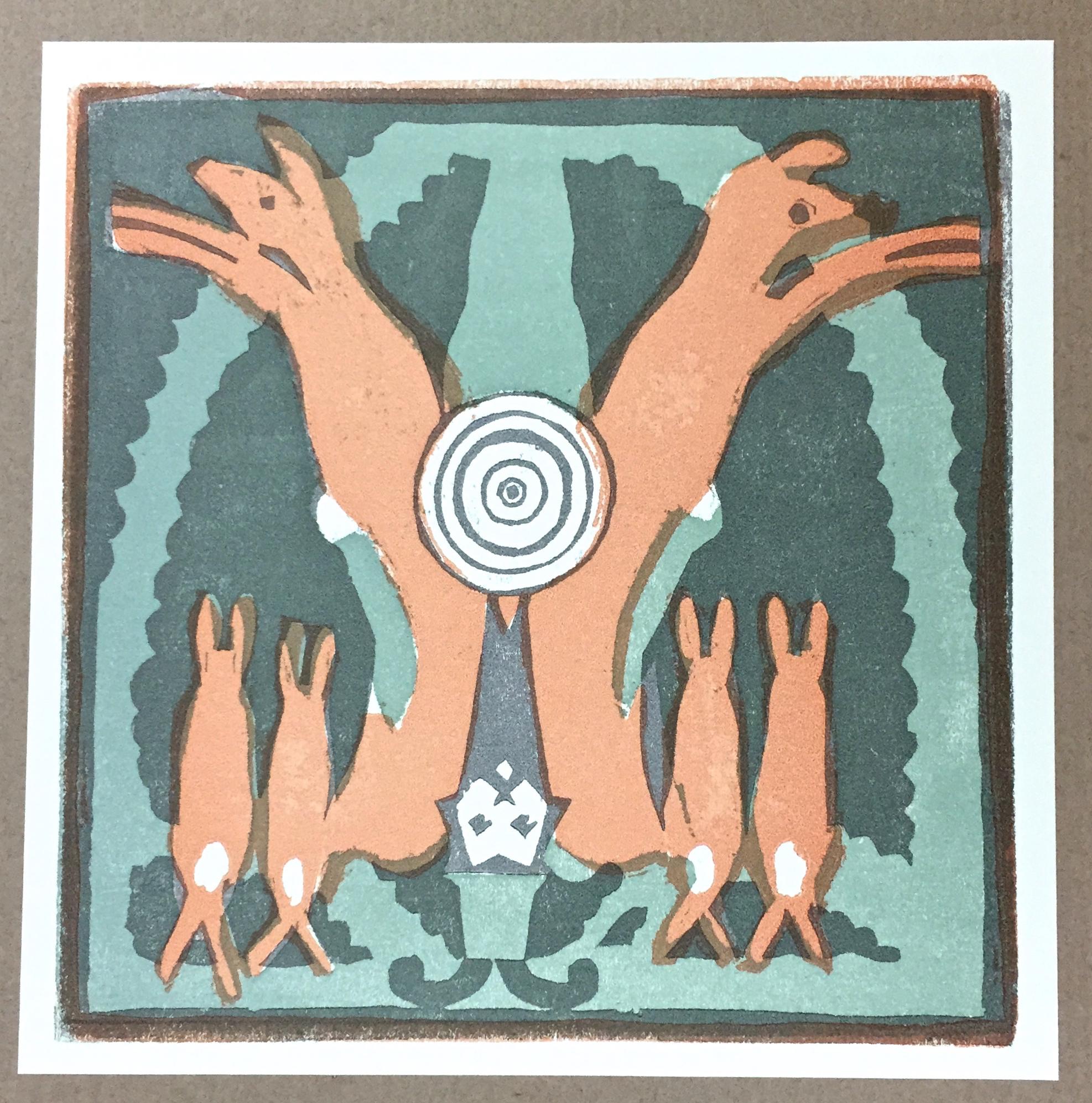 Illustrations of Minka Podhajská