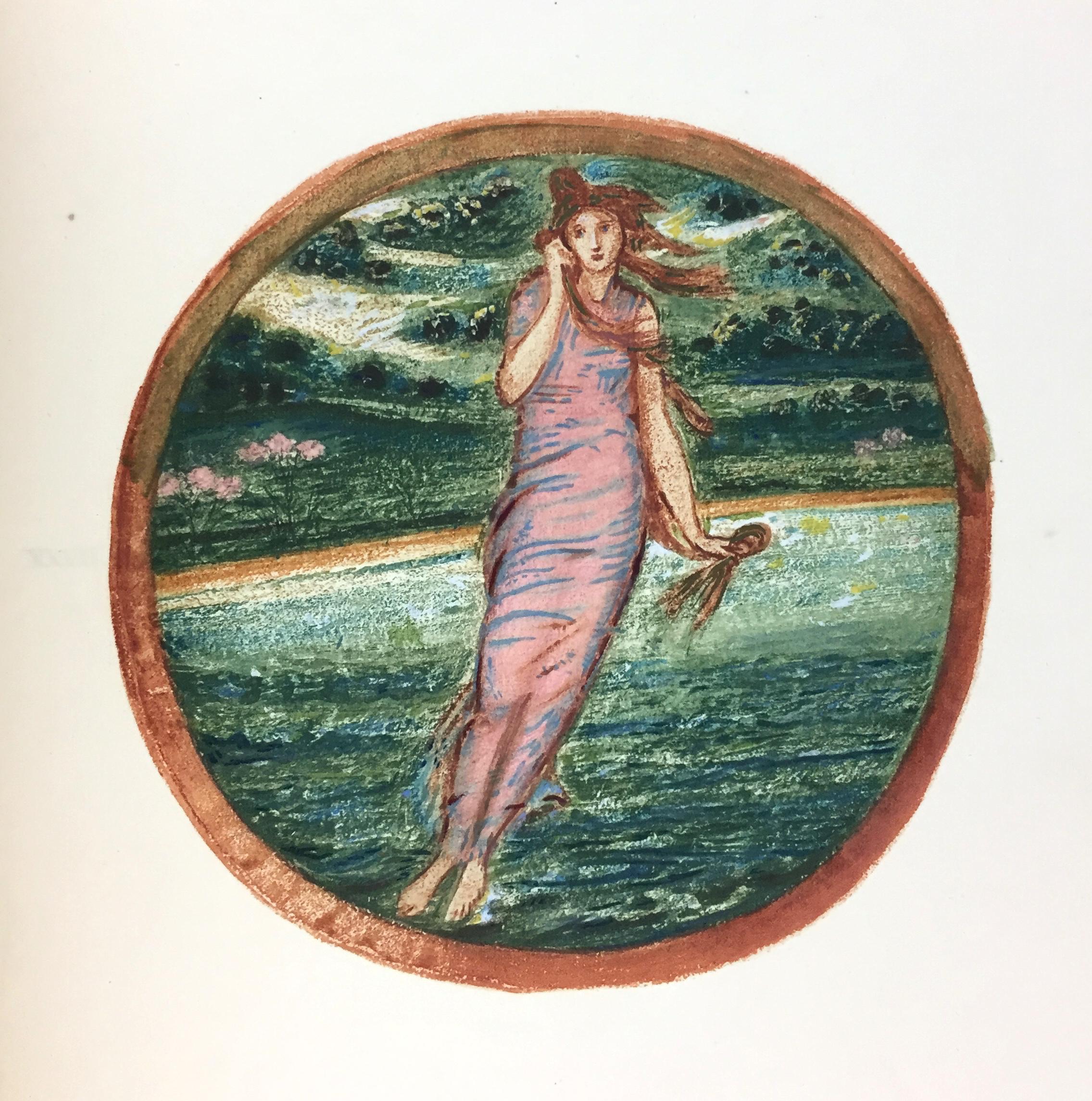 Illustrated Book by Edward Burne-Jones