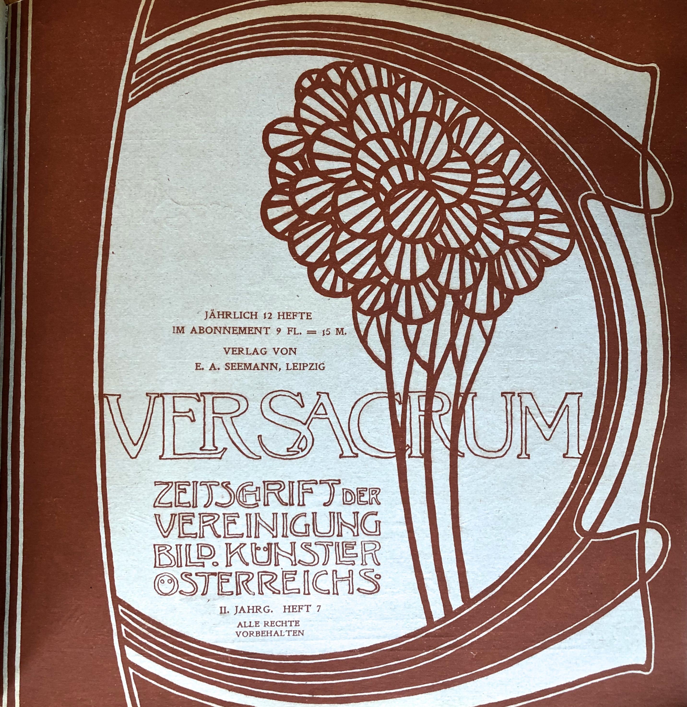 Two Years of Ver Sacrum Magazine