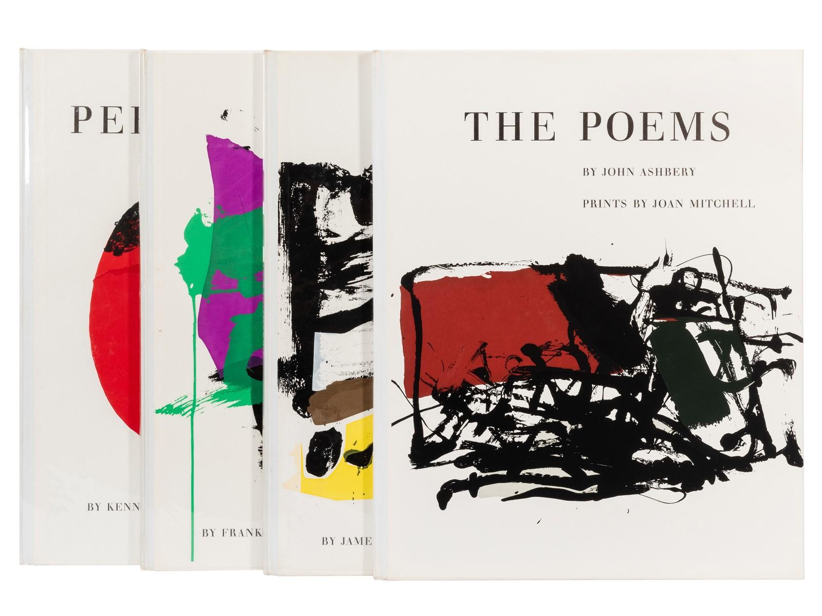 John Ashbery's The Poems