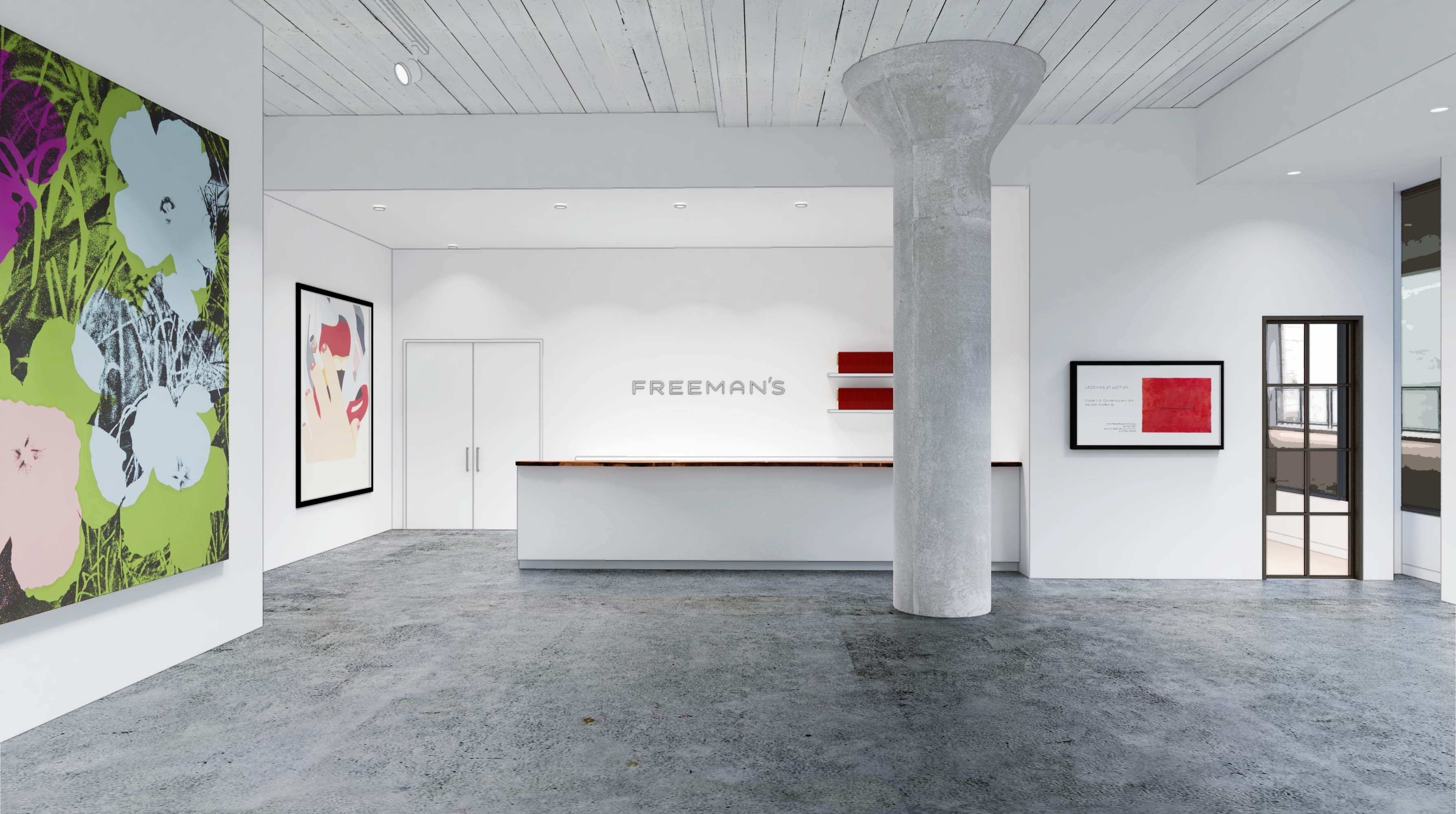 Freeman's Moving to New Flagship Location in Philadelphia