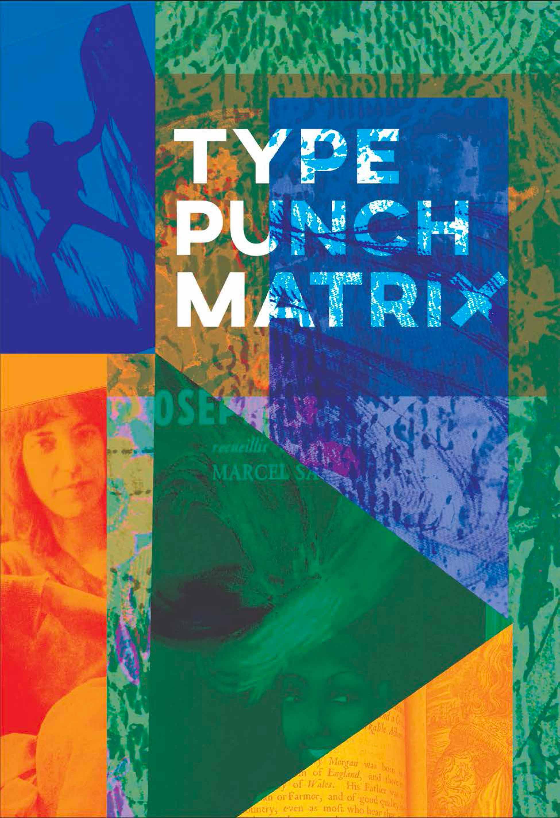 Type Punch Matrix