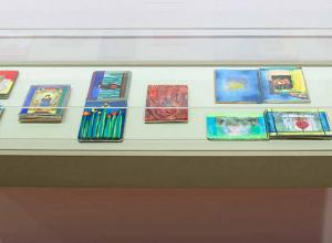 Betye Saar exhibition gallery image