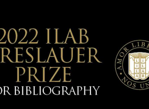 Breslauer Prize banner