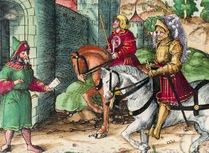 Emperor Maximilian I's Theuerdank (1517)