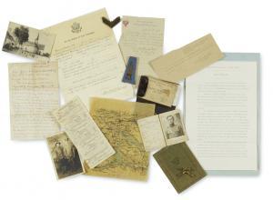 Archive of a Lost Battalion Survivor