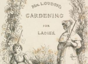 Jane Loudon's Gardening for Ladies