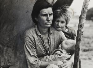 Dorothea Lange's Migrant Mother
