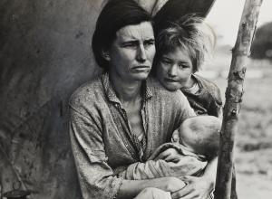 Dorothea Lange's Migrant Mother