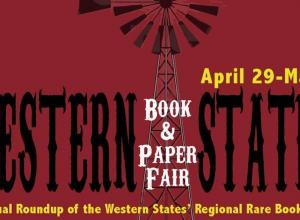 Western States book fair promo image