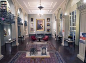 Boston Athenæum Henry Long Room
