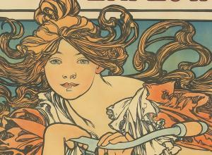 Alphonse Mucha, Cycles Perfecta