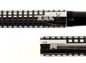 Montblanc Rotary Centennial Artisan Edition fountain pen