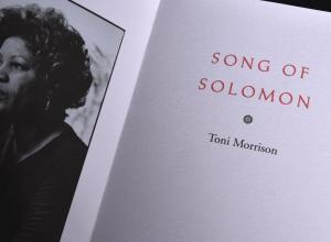 Thornwillow Press edition of Toni Morrison's Song of Solomon