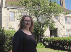 Artist and author Audrey Niffenegger