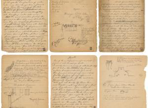 Karl Germain's Magic Notebook