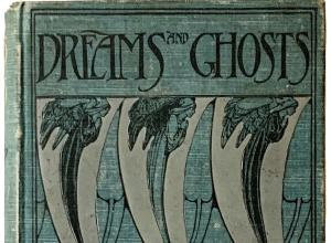 The Book of Dreams and Ghosts (1897) by Andrew Lang