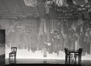 Abelardo Morell's Camera Obscura Image of Manhattan