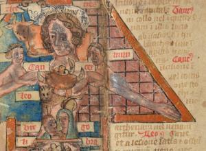medieval physicians almanac