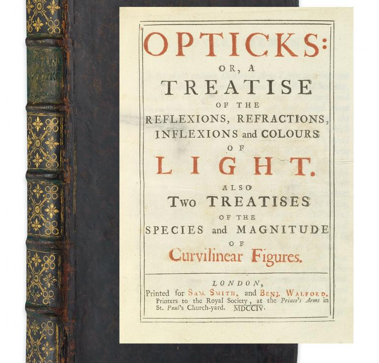 Newton's Opticks II