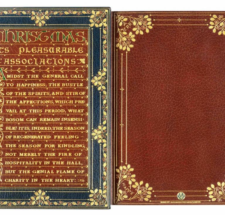 Irving's Sketchbook (1897)