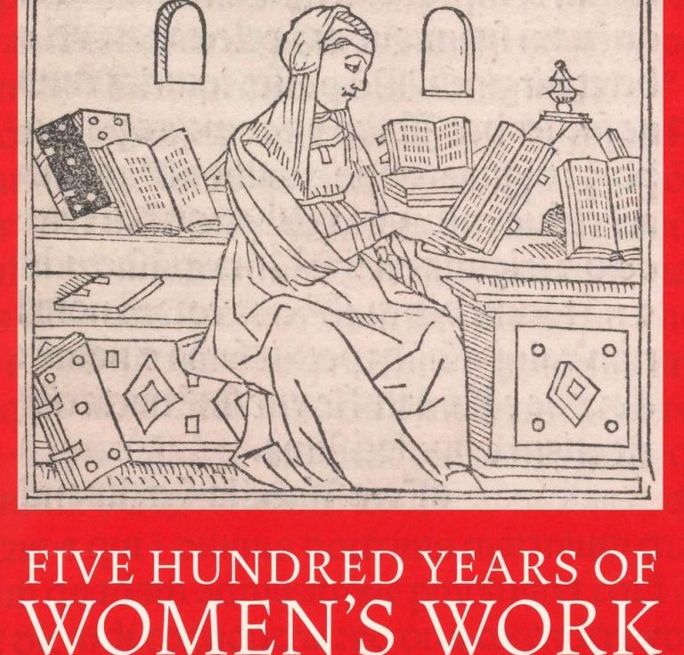 Five Hundred Years of Women's Work book