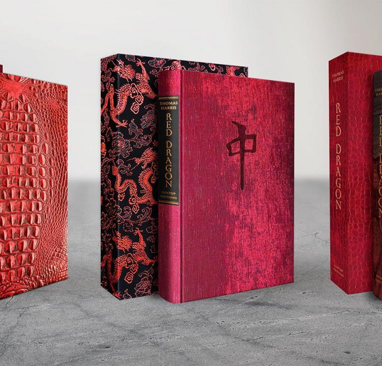 Red Dragon editions