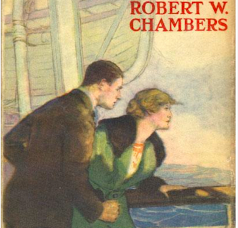 In Secret by Robert W. Chambers
