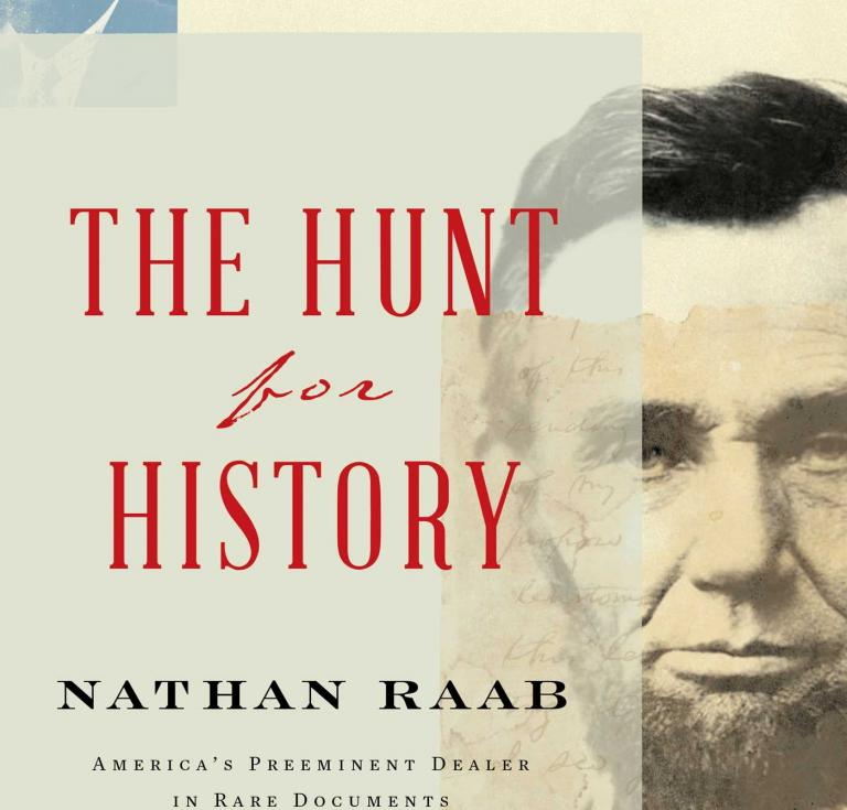 Hunt for History cover