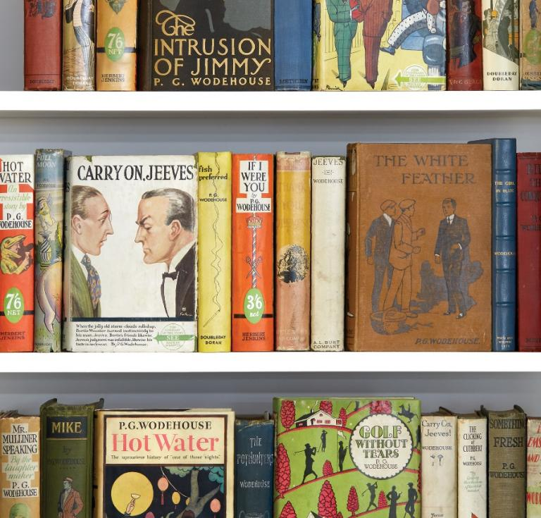 Wodehouse collection