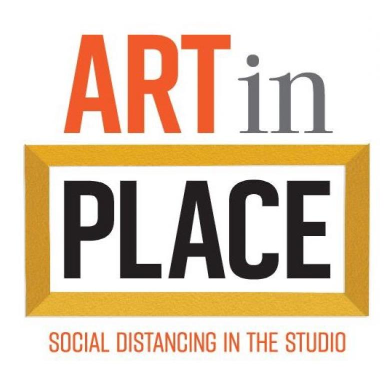 Art in Place logo
