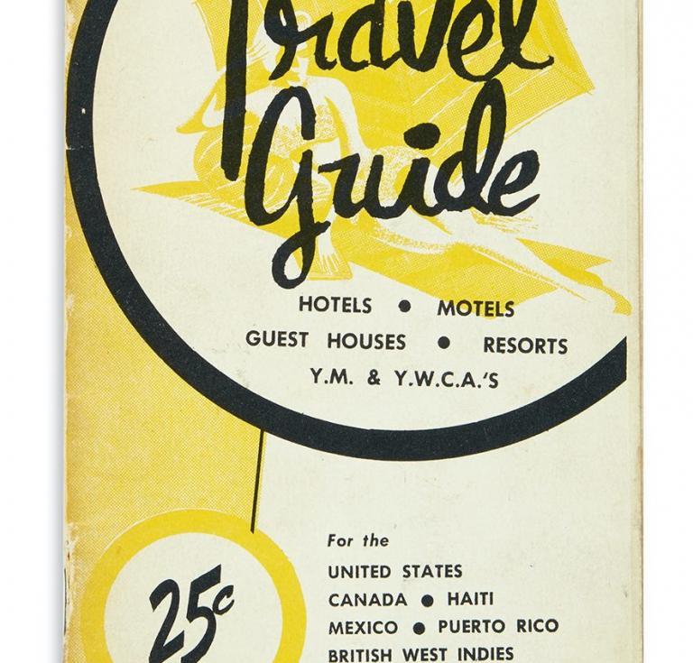 17th Year Afro-American's Travel Guide