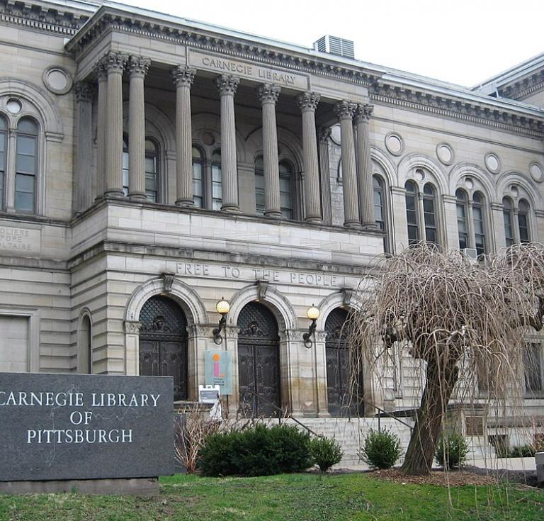 Pittsburgh's Carnegie Library