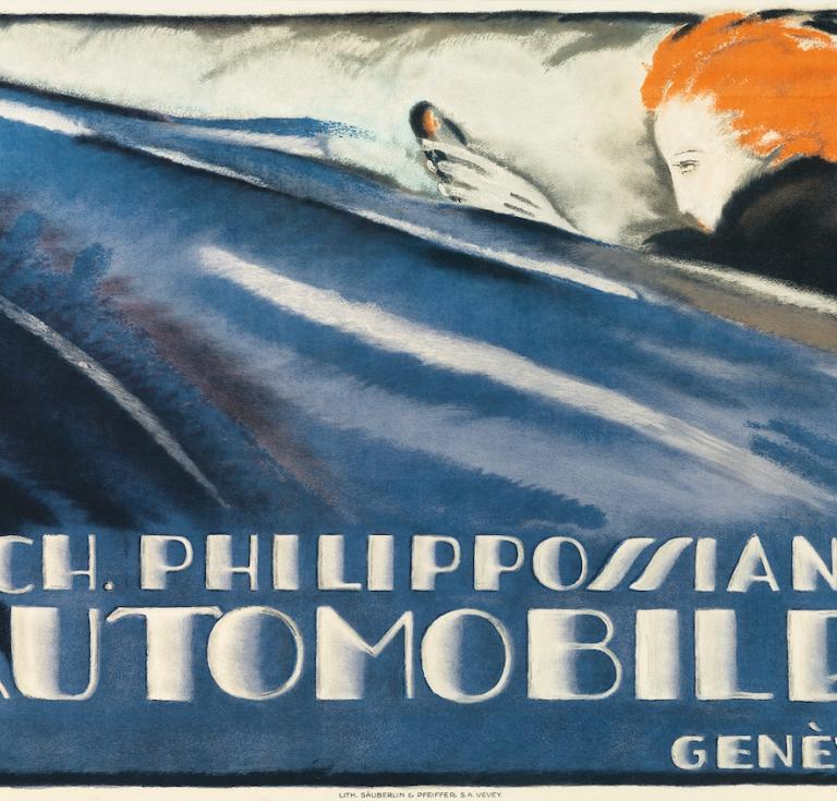 CH. Philippossian Automobiles / Genève