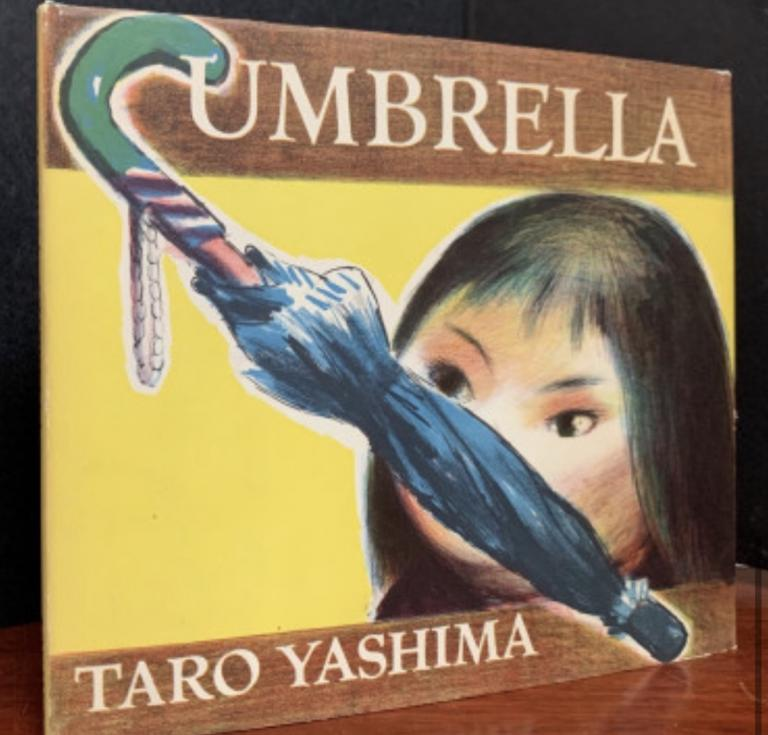 Umbrella by Taro Yashima