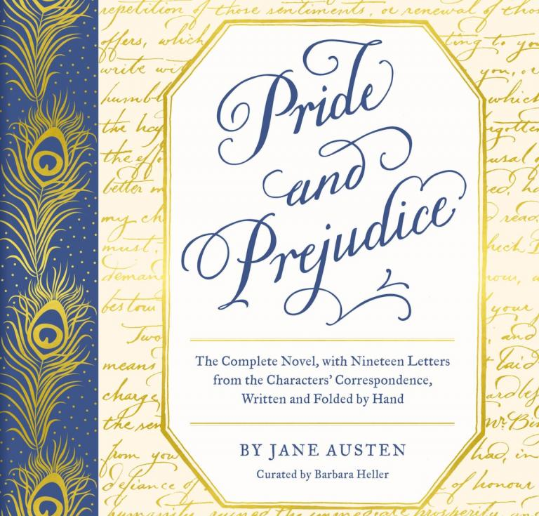 Pride and Prejudice Chronicle Books