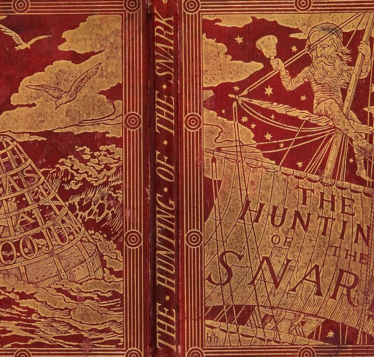 The Hunting of the Snark first edition