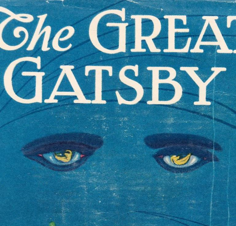 Great Gatsby first edition