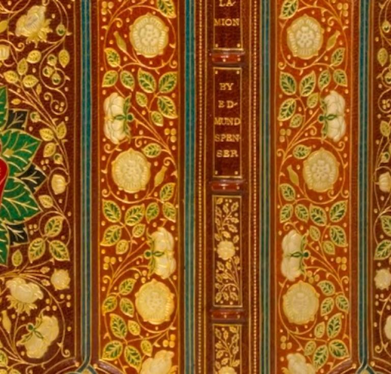 Sangorski & Sutcliffe jewelled binding
