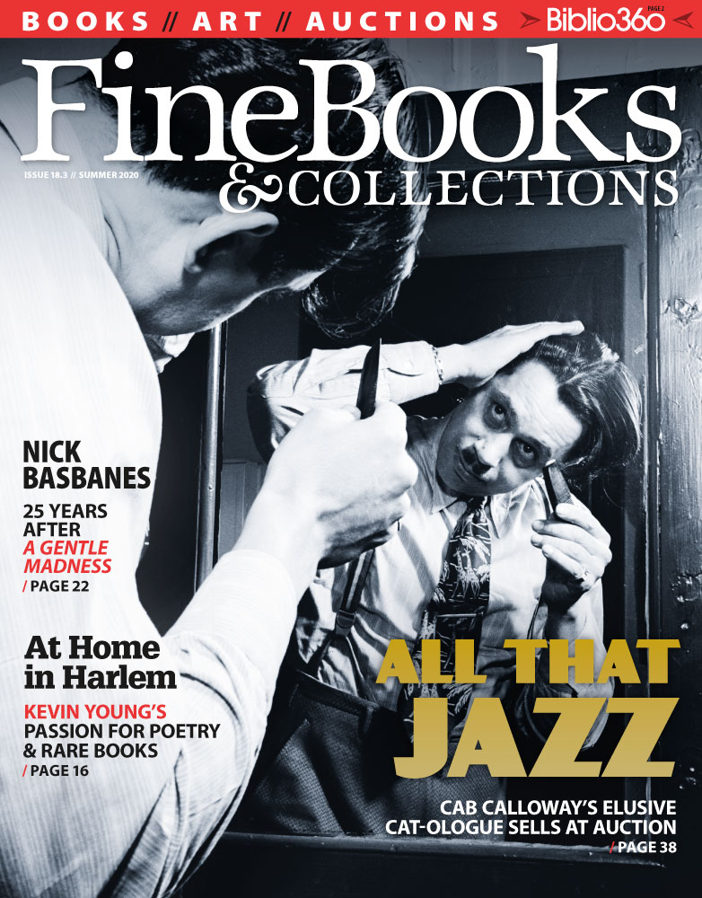 Fine Books & Collections Magazine Cover