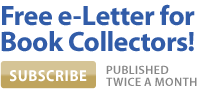Subscribe to Fine Books Eletter